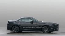 2012 Mercedes-Benz SLK-Class spy photo