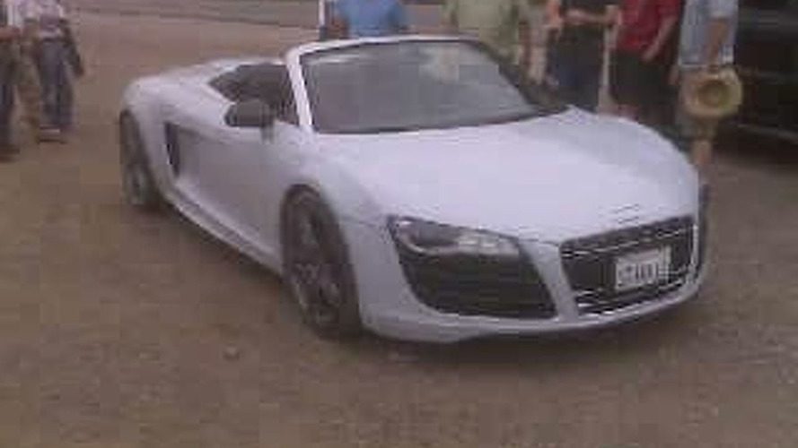 UK Audi dealer taking R8 Spider orders via classified ad