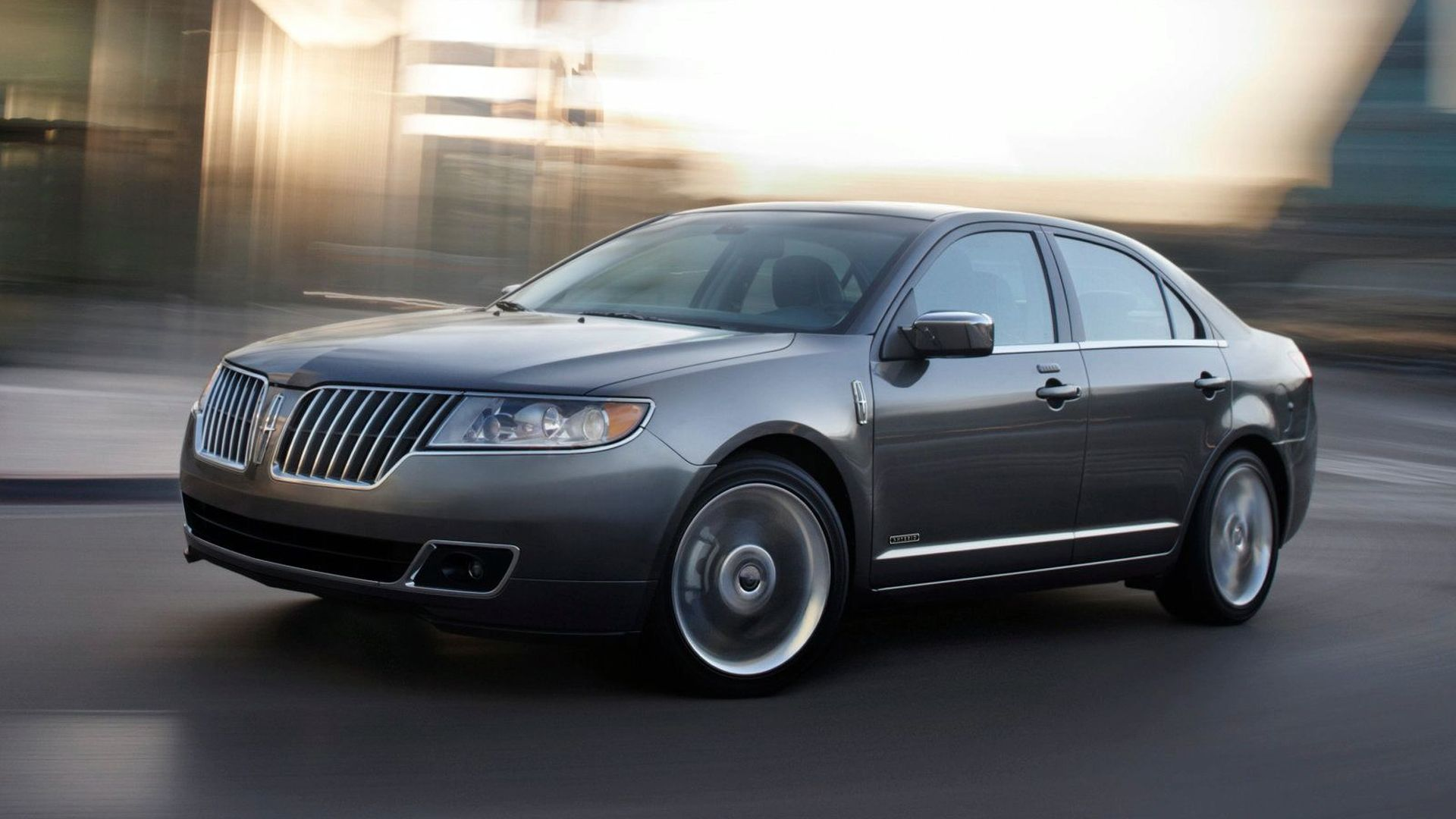 2011 lincoln mkz hybrid revealed for new york introduction. Black Bedroom Furniture Sets. Home Design Ideas