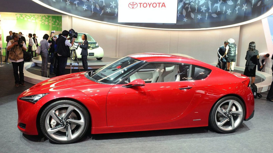 Toyota-Subaru sports coupe will launch in late 2011 - report