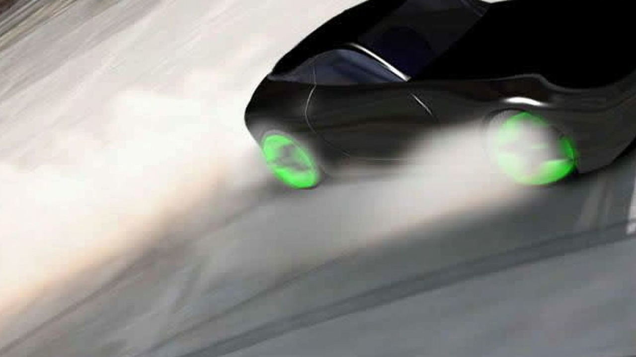 TVR Artemis concept car