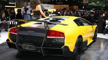 Lamborghini Murcielago LP 670-4 SuperVeloce in Geneva