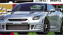 Rendered Speculation: Nissan GT-R Le Mans Edition with 600hp