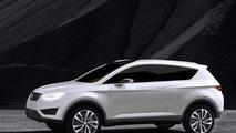 SEAT IBX Concept leaked ahead of Geneva debut