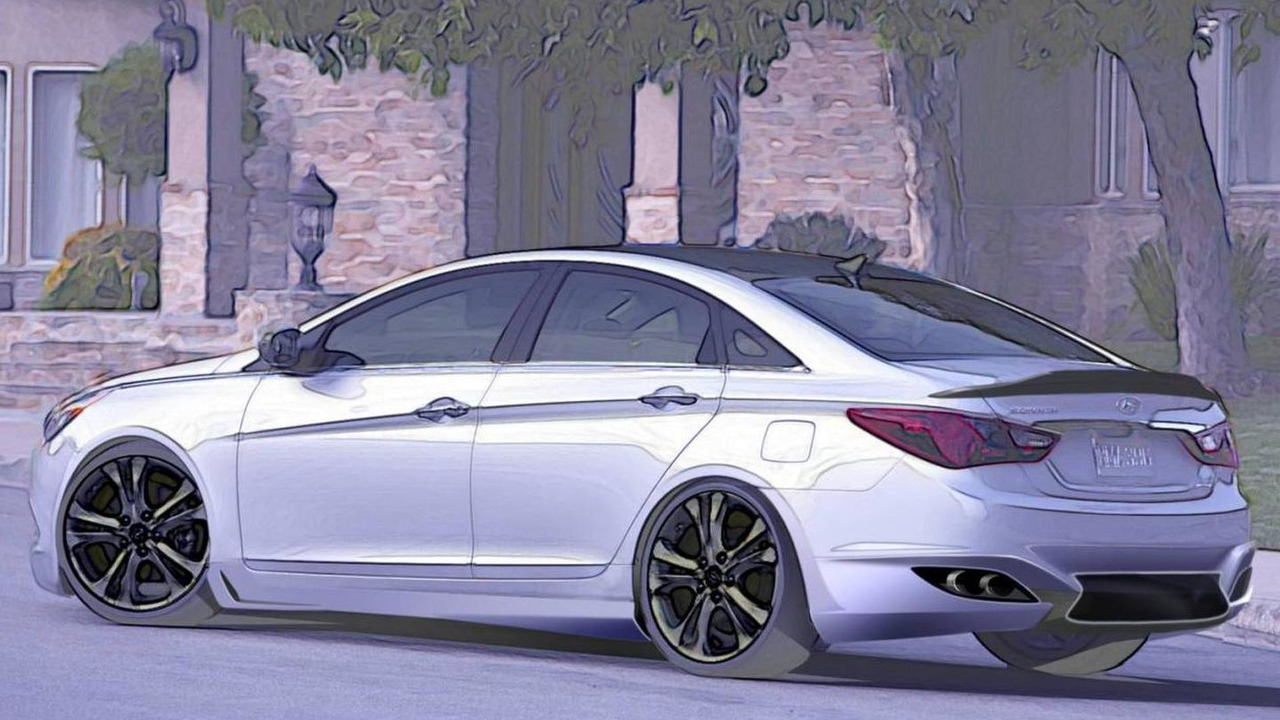 RIDES Hyundai Sonata 2.0T preview illustration, 1522, 01.10.2010