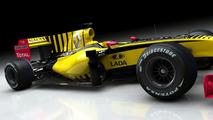 Renault shows Lada branding on 2010 car