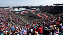 Mexico City targets sell-out crowd for 'fiesta of F1'