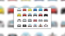 Porsche Emoji