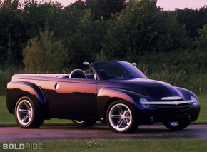 Chevrolet SSR Concept