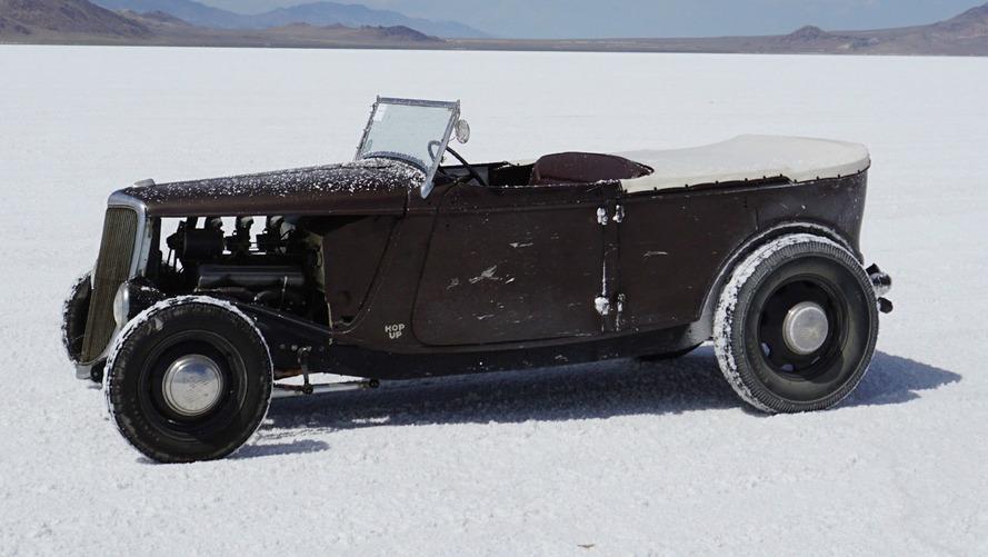 1934 Ford hot rod eBay find is a Bonneville beauty
