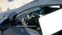 Suzuki Kizashi Interior Almost Spied