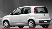 Fiat Uno Revival Photos Leak