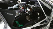2010 Nissan GT-R FIA GT1 race car