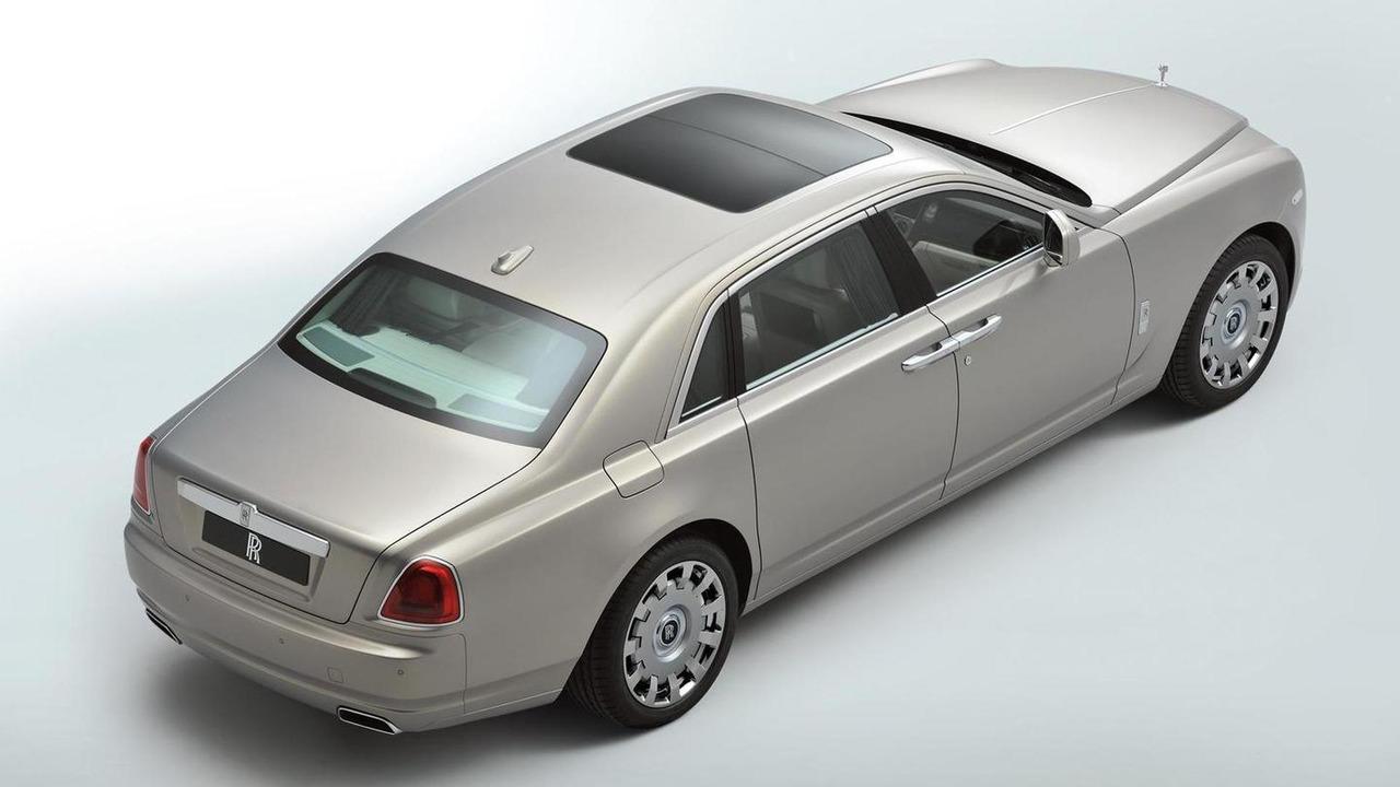 Rolls-Royce Ghost Long Wheelbase