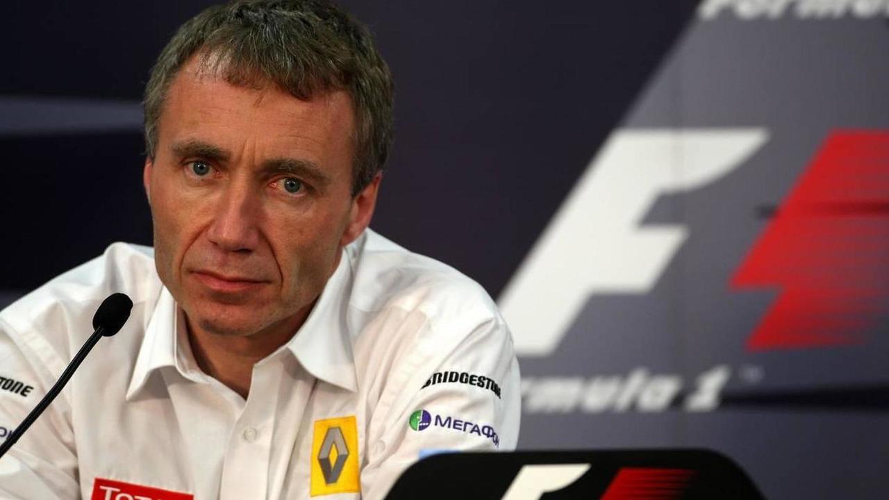 Bob Bell (GBR), Renault F1 Team, Team's managing director - Formula 1 World Championship, Rd 15, Japanese Grand Prix, 02.10.2009 Suzuka, Japan