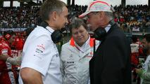 Mercedes and McLaren to be F1 'rivals' - Zetsche