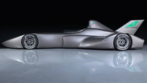 2012 IndyCar Race Car Design Proposal by DeltaWing