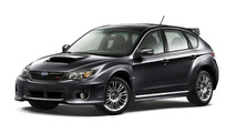 2011 Subaru WRX STI five door hatchback 01.04.2010