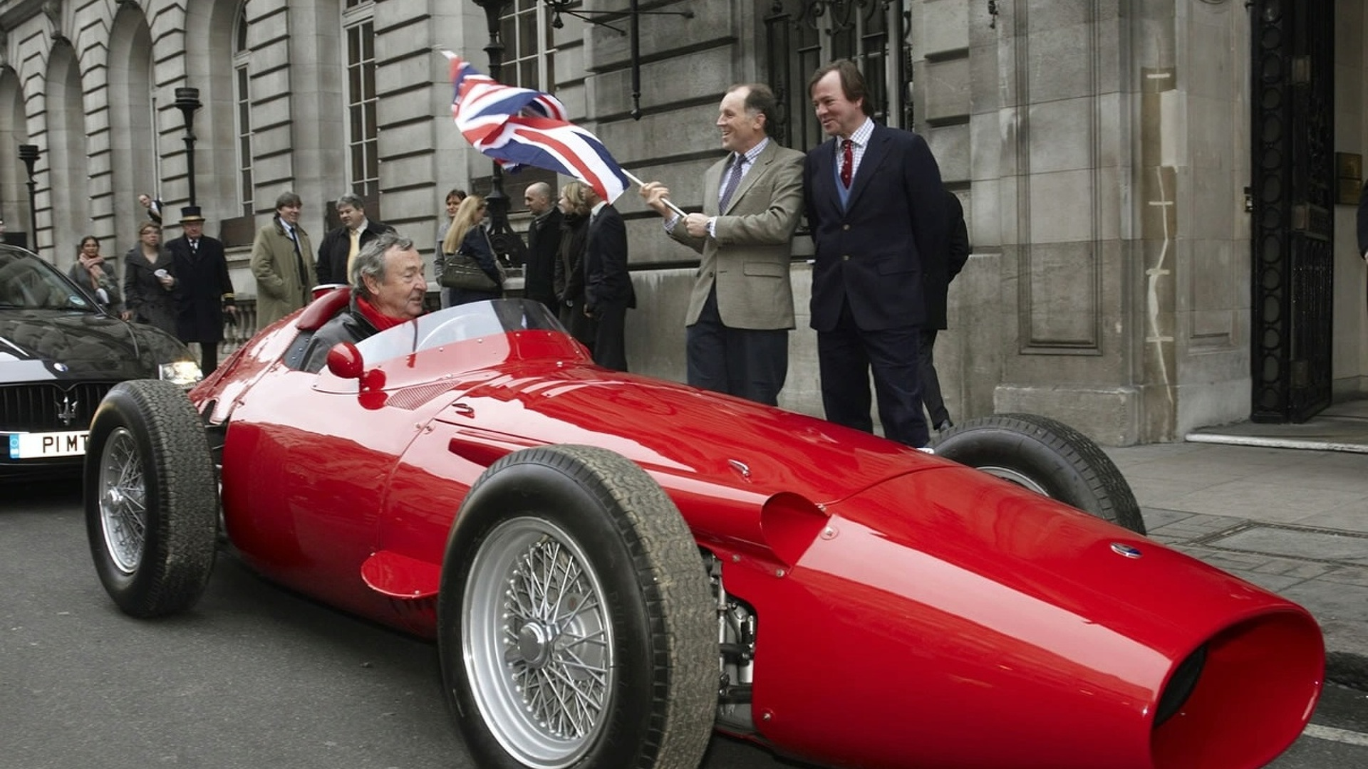 Maserati 250F Voted Greatest Racing Car Ever