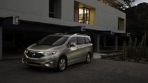 2011 Nissan Quest for North America 17.11.2010