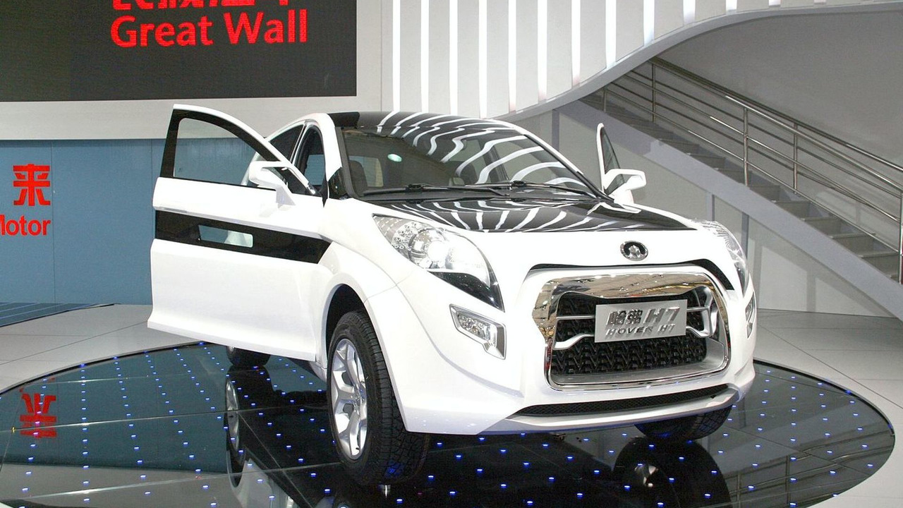Great Wall Hover H7 Concept Car