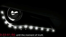 Countdown clock on Audi of America site
