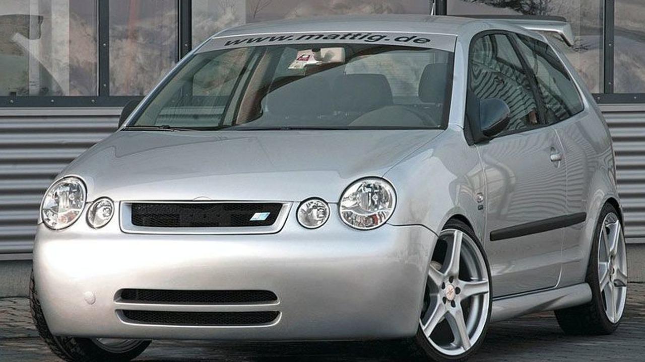 VW Polo 9N by Mattig