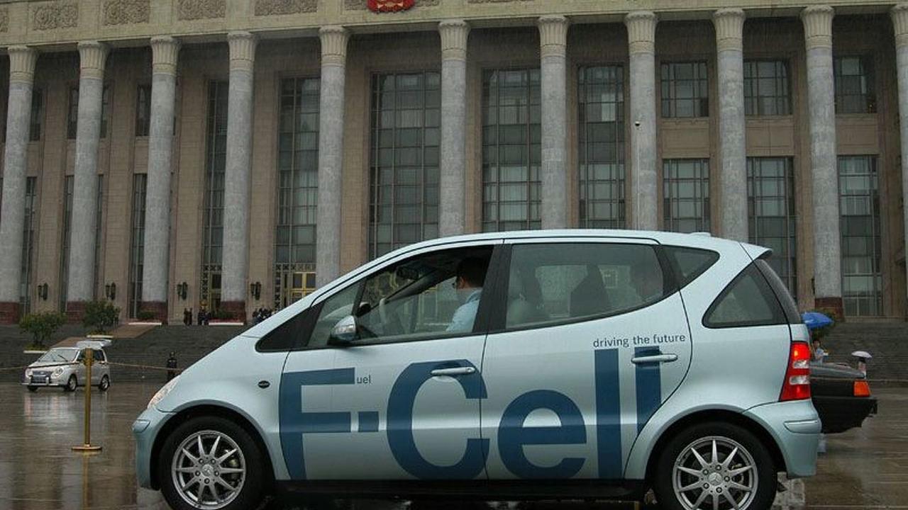 F-Cell Mercedes-Benz A-Class