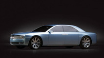V12-powered 2002 Lincoln Continental concept to be auctioned