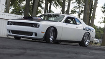Dodge Challenger Drag Pak Test Vehicle by Mopar unveiled [video]