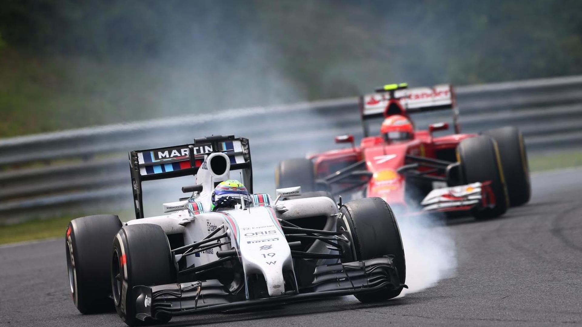 Massa wants Williams to beat old team Ferrari