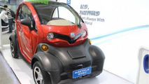 Renault Twizy cloned in China by a local manufacturer