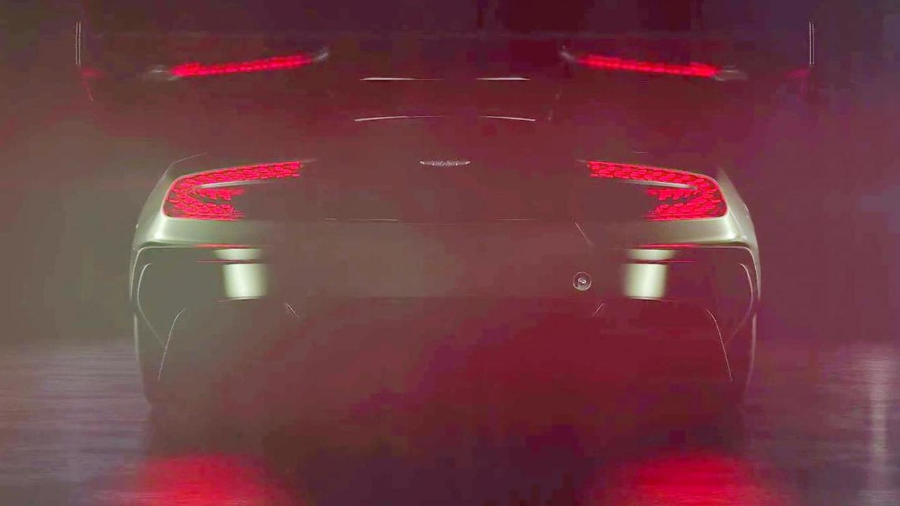 Aston Martin Vulcan modified screenshot from video