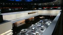 Mercedes-Benz Hall 2 in Frankfurt