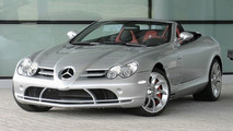 Mercedes SLR McLaren Roadster Safety