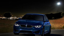 BMW M3 (F80) rendered and speculated