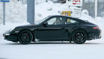 SPY PHOTOS: Porsche 911 Facelift