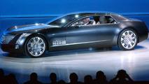 Cadillac Sixteen concept with Bob Lutz