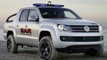 Volkswagen Amarok Name Announced for New Pickup Truck