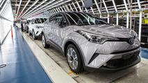 Le groupe Toyota s'est renforcé en Europe en 2016