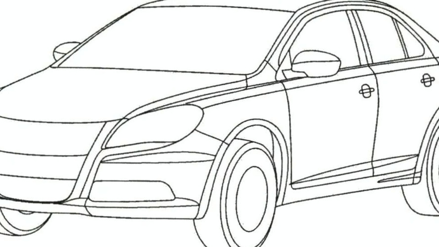Leaked Suzuki Kizashi Drawings Reveal Final Design Shape