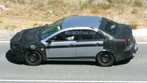 Mitsubishi Lancer Spy Photo