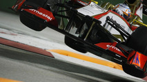 F1 drivers happy with 'Singapore sling' axe