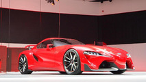 BMW-Toyota hybrid sportscar to use supercapacitors - report