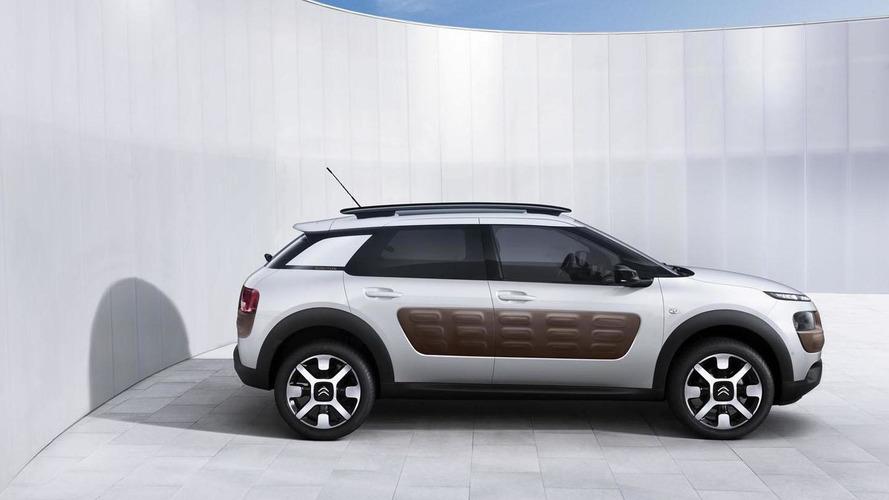 Citroën - Le C4 Cactus désormais disponible en boîte EAT6