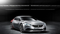 Peugeot Exalt concept revealed ahead of Beijing debut