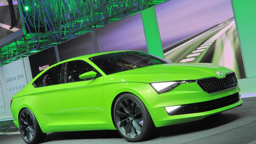 Volkswagen plans on taking Skoda upmarket