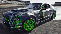 Vaughn Gittin Jr. shows his 845 bhp Ford Mustang RTR [video]