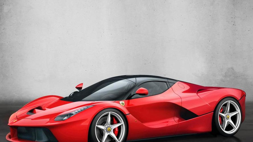 Ferrari exec confirms a track-focused LaFerrari XX - report