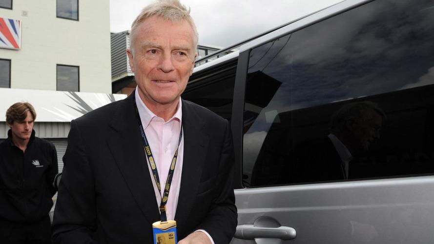 Huge driver salaries 'absurd' - Mosley
